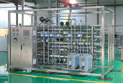 hot water disinfection system